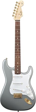 Robert Cray Signature Stratocaster® - Inca Silver