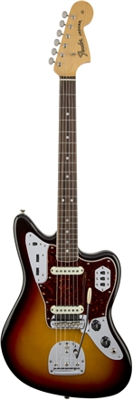 American Vintage '65 Jaguar® - 3-Color Sunburst