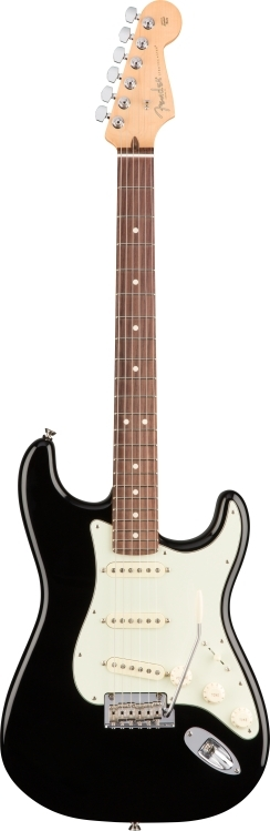 American Professional Stratocaster® - Black