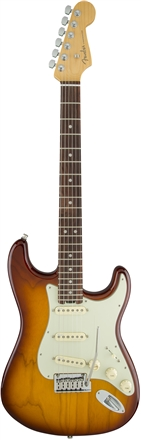 American Elite Stratocaster® - Tobacco Sunburst