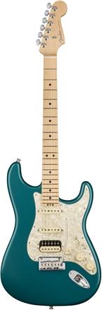 American Elite Stratocaster® HSS Shawbucker - Ocean Turquoise