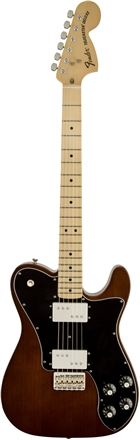 Classic Series '72 Telecaster® Deluxe - Walnut
