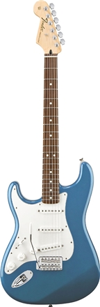 Standard Stratocaster® Left-Hand - Lake Placid Blue