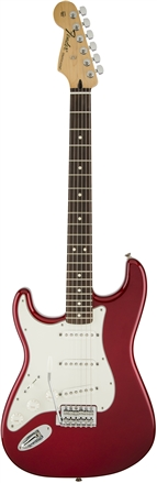 Standard Stratocaster® Left-Hand - Candy Apple Red