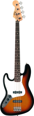 Standard Jazz Bass® Left-Hand - Brown Sunburst
