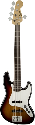 Standard Jazz Bass® V - Brown Sunburst