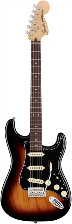 Deluxe Strat® - 2-Color Sunburst