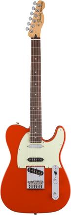 Deluxe Nashville Tele® - Fiesta Red