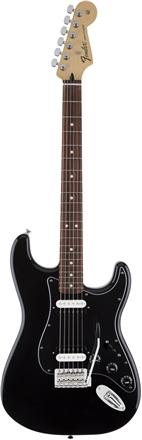 Standard Stratocaster® HH - Black