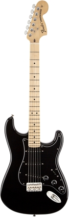 Limited Edition '70s Hardtail Stratocaster® - Black
