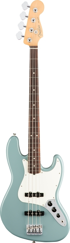 American Professional Jazz Bass® - Sonic Gray