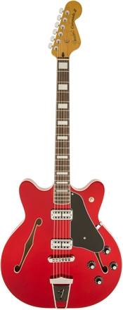 Coronado Guitar - Candy Apple Red