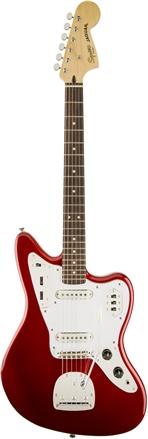 Vintage Modified Jaguar® - Candy Apple Red