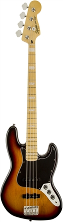 Vintage Modified Jazz Bass® '77 - 3-Color Sunburst