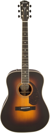 PM-1 Deluxe Dreadnought, Vintage Sunburst -