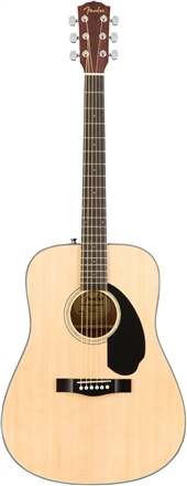 CD-60S Dreadnought Pack, Natural -