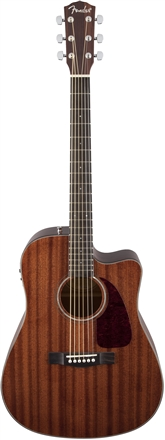 CD-140SCE, All Mahogany -