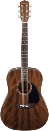 CD-60 All Mahogany with Case -
