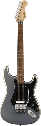 Standard Stratocaster® HSS with Floyd Rose® - Ghost Silver