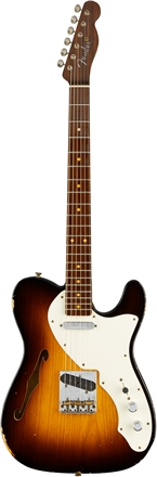 Limited Edition Relic® '50s Thinline Tele® - Wide-Fade 2-Color Sunburst