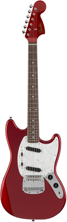 Classic 70s Mustang Matching Headcap - Candy Apple Red