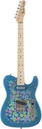 Classic 69 Tele - Blue Flower