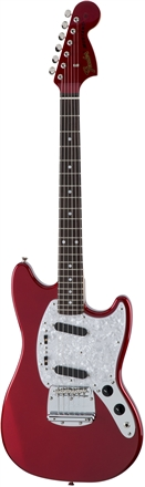 Made in Japan Traditional 70s Mustang® Matching Head - Candy Apple Red