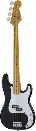 Made in Japan Traditional 50s Precision Bass® - Black