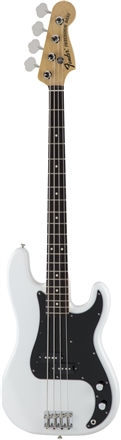 Made in Japan Traditional 70s Precision Bass® - Arctic White