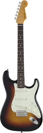 Made in Japan Traditional 60s Stratocaster® - 3-Color Sunburst