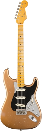 Todd Krause Builder Select '50s Control Plate Stratocaster® - Copper