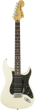 American Special Stratocaster® HSS - Olympic White