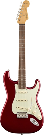 Classic Series '60s Stratocaster® - Candy Apple Red