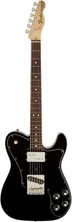 Classic Series '72 Telecaster® Custom - Black