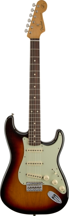 Robert Cray Stratocaster® - 3-Color Sunburst