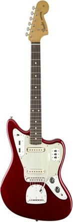 Classic Player Jaguar® Special - Candy Apple Red