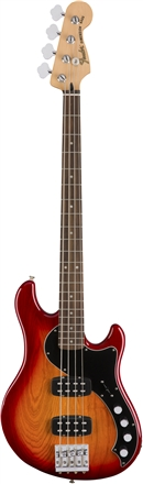 Deluxe Active Dimension™ Bass - Aged Cherry Burst