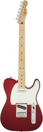 Standard Telecaster® - Candy Apple Red