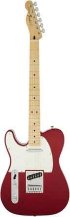 Standard Telecaster® Left-Hand - Candy Apple Red