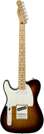 Standard Telecaster® Left-Hand - Brown Sunburst