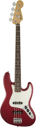 Standard Jazz Bass® - Candy Apple Red