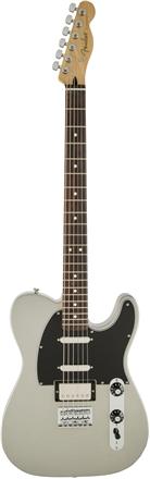 Blacktop™ Telecaster® Baritone (2012-2014) - Ghost Silver