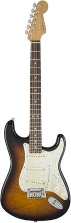 2016 Limited Edition American Elite Stratocaster® 2-Color Sunburst -