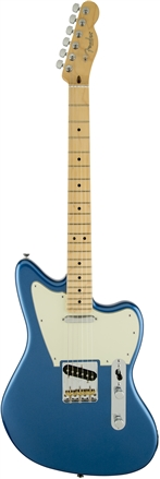 2016 Limited Edition American Standard Offset Telecaster®  - Lake Placid Blue