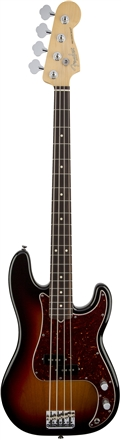American Standard Precision Bass® - 3-Color Sunburst