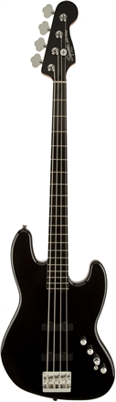 Deluxe Jazz Bass® Active IV - Black