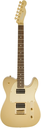 J5 Telecaster® - Frost Gold