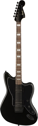 Vintage Modified Baritone Jazzmaster® - Transparent Black
