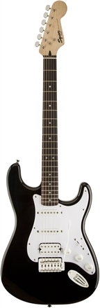 Bullet® Strat® with Tremolo HSS - Black
