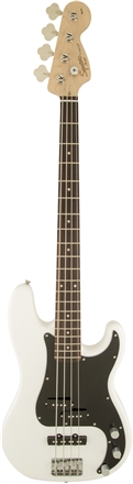 Affinity Series™ Precision Bass® PJ - Olympic White
